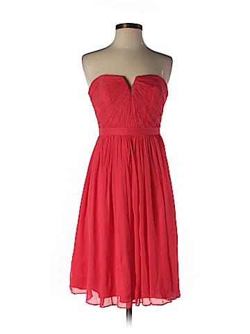 J. Crew Silk Dress Size 0