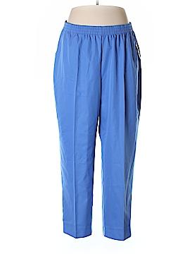 LEON LEVIN Casual Pants Size 20 (Plus)