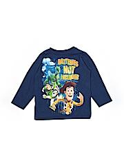 Disney Store Boys 3/4 Sleeve T-Shirt Size 2-3