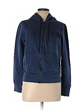 Calvin Klein Zip Up Hoodie Size L