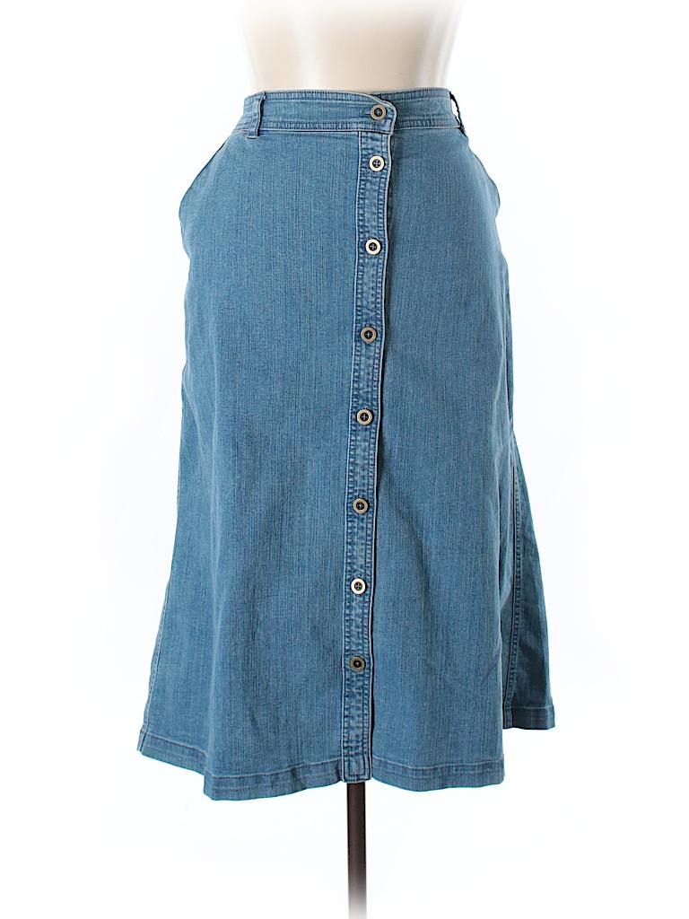 denim skirt 72 only on thredup