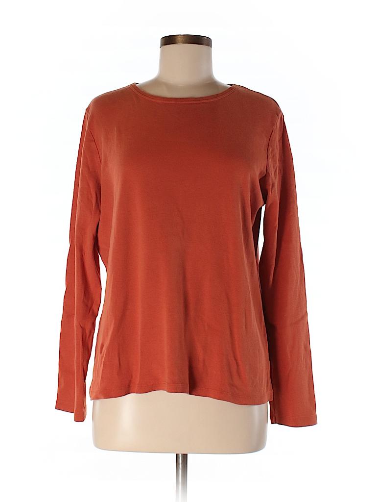 St John 39 S Bay Long Sleeve T Shirt 70 Off Only On Thredup