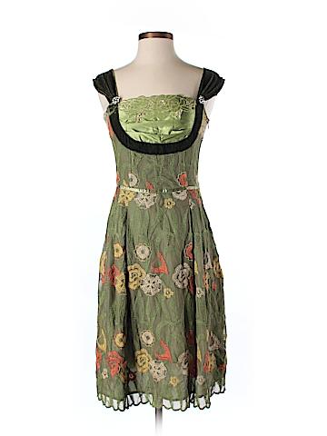 Cynthia by Cynthia Rowley Silk Dress Size 6