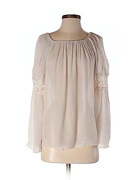 Kay Celine Long Sleeve Blouse Size XS