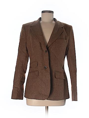 Tommy Hilfiger Women Wool Blazer Size 40 (FR)