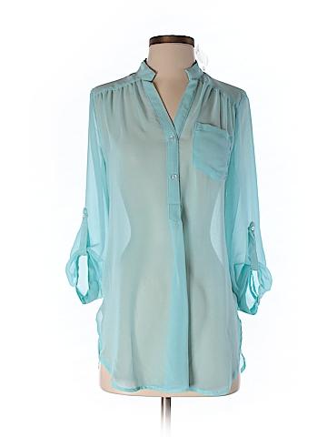 Fun2Fun Women 3/4 Sleeve Blouse Size S