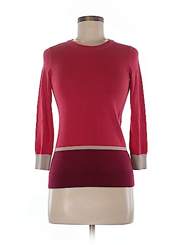 Banana Republic Silk Pullover Sweater Size XS
