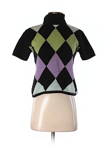 Emporio Armani Turtleneck Sweater Size 40 (IT)