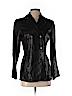 Ann Taylor Women Leather Jacket Size XS