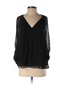 Sisley 3/4 Sleeve Blouse Size S