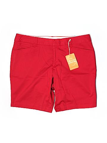 Dockers Khaki Shorts Size 16 (Petite)