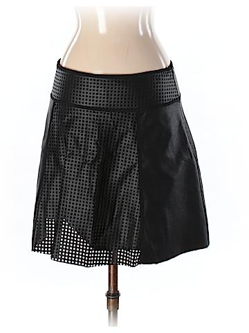 Club Monaco Faux Leather Skirt Size 2