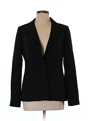 Lida Baday Wool Blazer Size 10