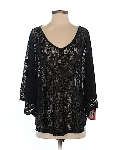 Trixxi Short Sleeve Blouse Size 2