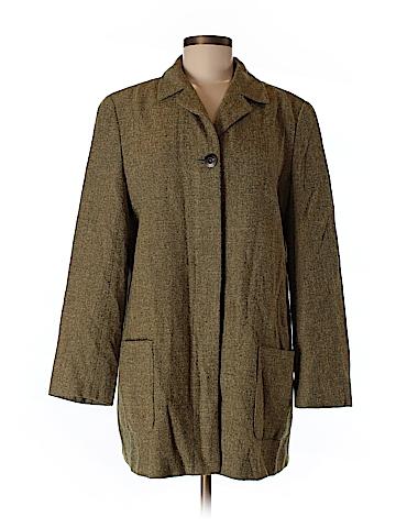 Les Copains Wool Coat Size 44 (IT)
