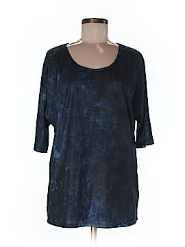 DKNY 3/4 Sleeve T-Shirt Size L