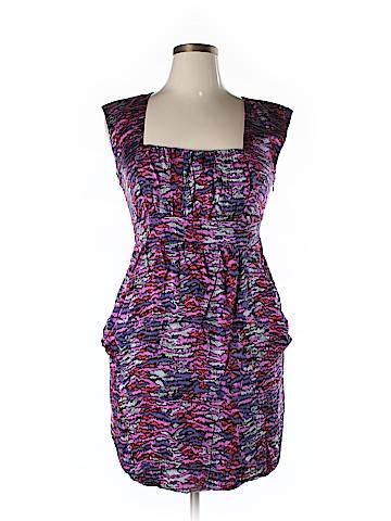 Alice & Trixie Silk Dress Size L