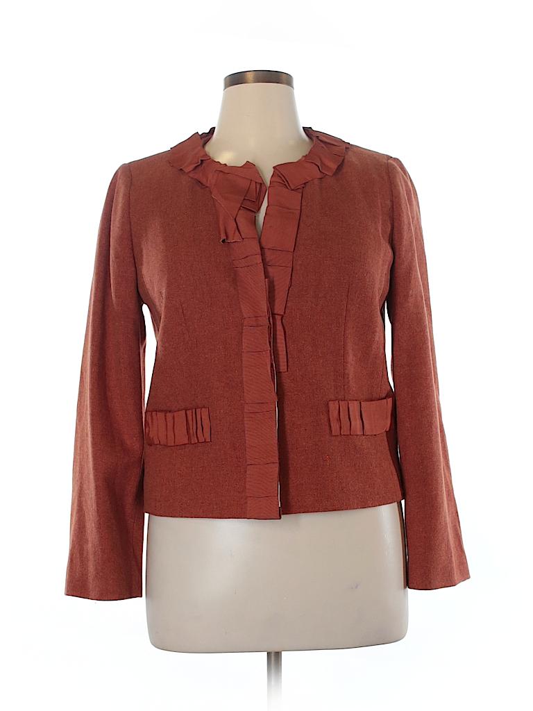 J. Crew Women Wool Blazer Size 14