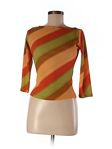 Miss Me 3/4 Sleeve Blouse Size L