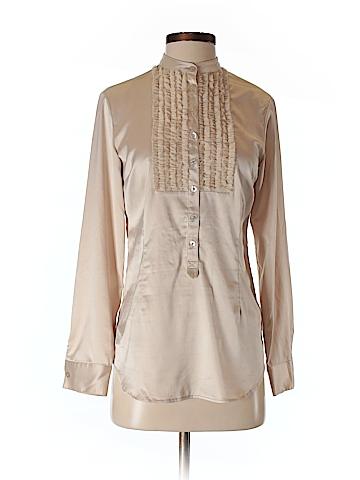 CAbi Women Long Sleeve Blouse Size XS