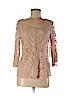 Saint Tropez Women 3/4 Sleeve Blouse Size M