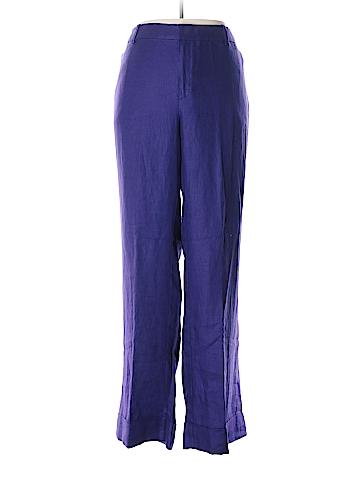 Coldwater Creek Linen Pants Size 18 (Plus)