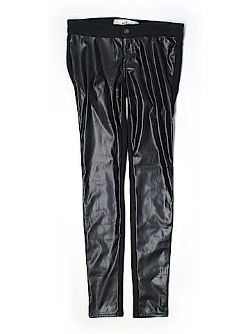 Hollister Faux Leather Pants Size 1