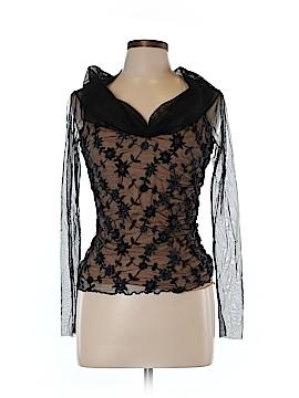 Elana Kattan Long Sleeve Top Size L