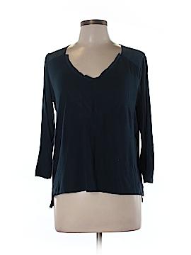 Cynthia Rowley for Marshalls 3/4 Sleeve T-Shirt Size L