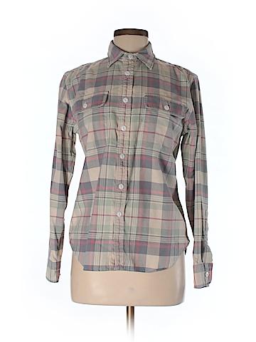 Ralph Lauren Long Sleeve Button-Down Shirt Size 8