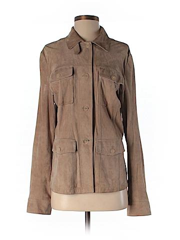 Jil Sander Leather Jacket Size 44 (IT)