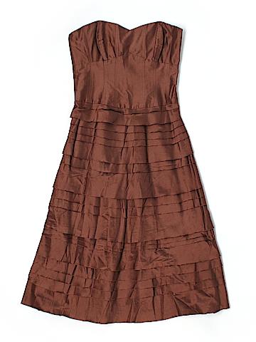 Christiane Celle Silk Dress Size 0