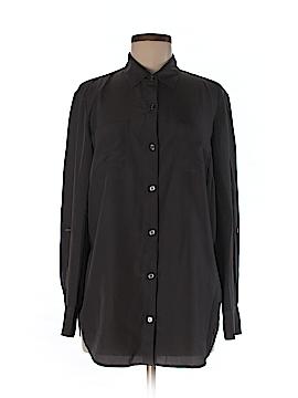 DKNY Long Sleeve Blouse Size M