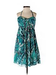 Express Women Silk Dress Size 4