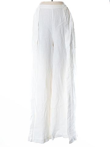 Eskandar Linen Pants Size 6 (0)