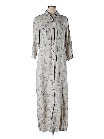 Eddie Bauer Casual Dress Size L (Tall)