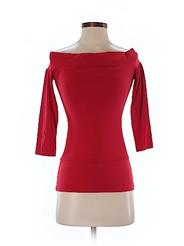 Susana Monaco 3/4 Sleeve Top Size XS