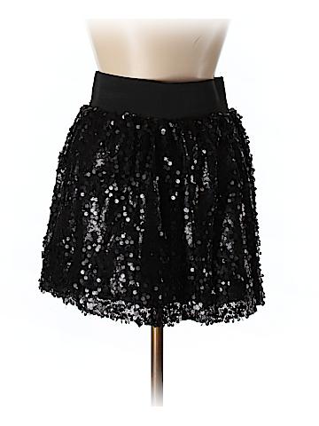 Buttons Women Formal Skirt Size M