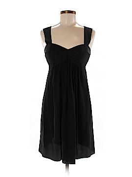 Black Halo Silk Dress Size M