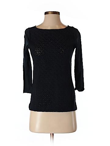 Ann Taylor LOFT 3/4 Sleeve Top Size XXS (Petite)