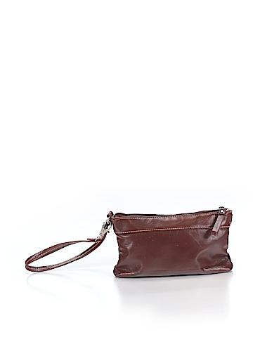 CARRYLAND Women Leather Wristlet One Size
