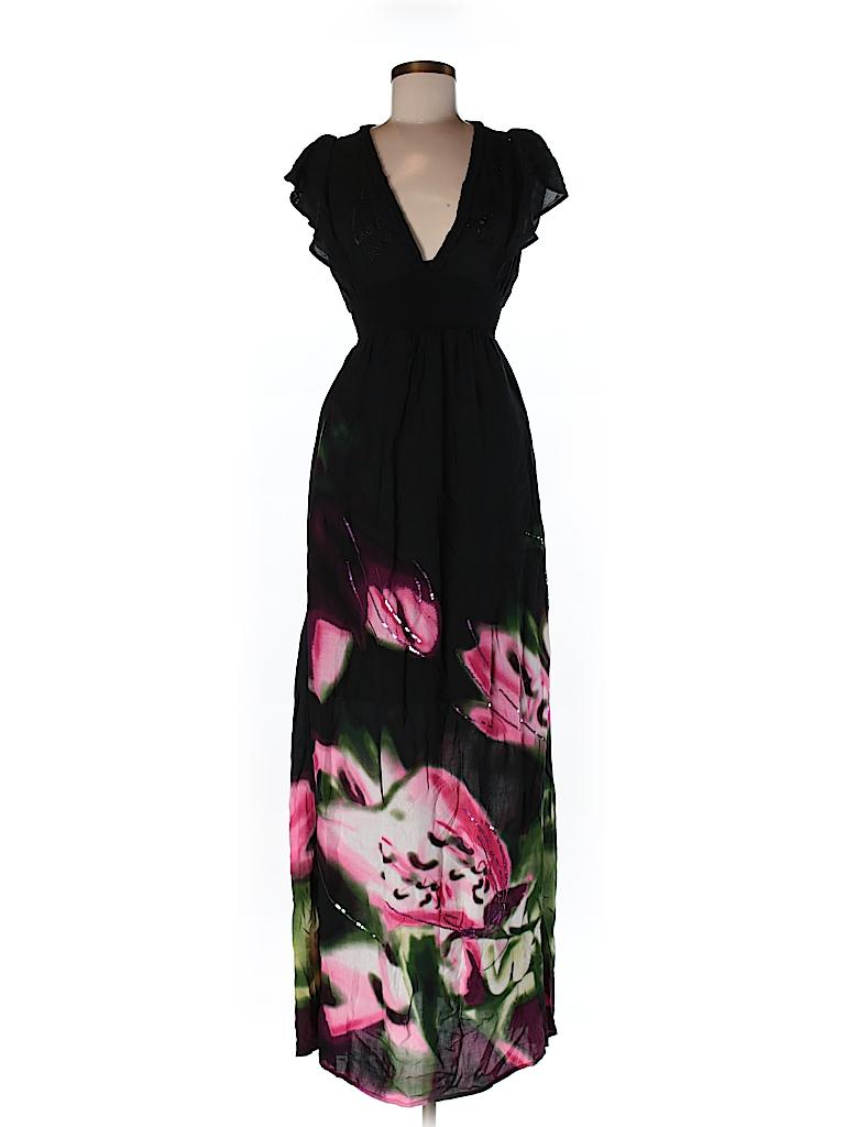 Desigual Women Casual Dress Size 38 (EU)