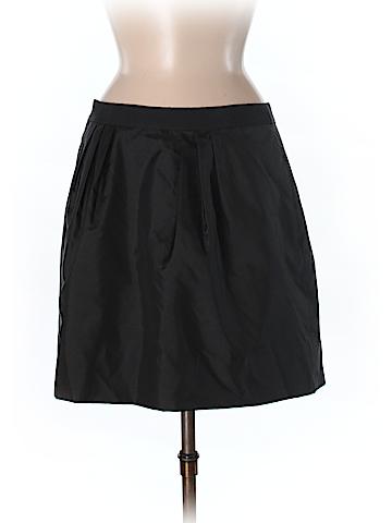 J. Crew Silk Skirt Size 8