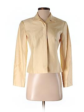 Tahari Silk Blazer Size P