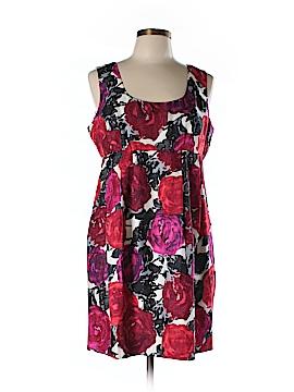 MICHAEL Michael Kors Silk Dress Size 12 (Petite)