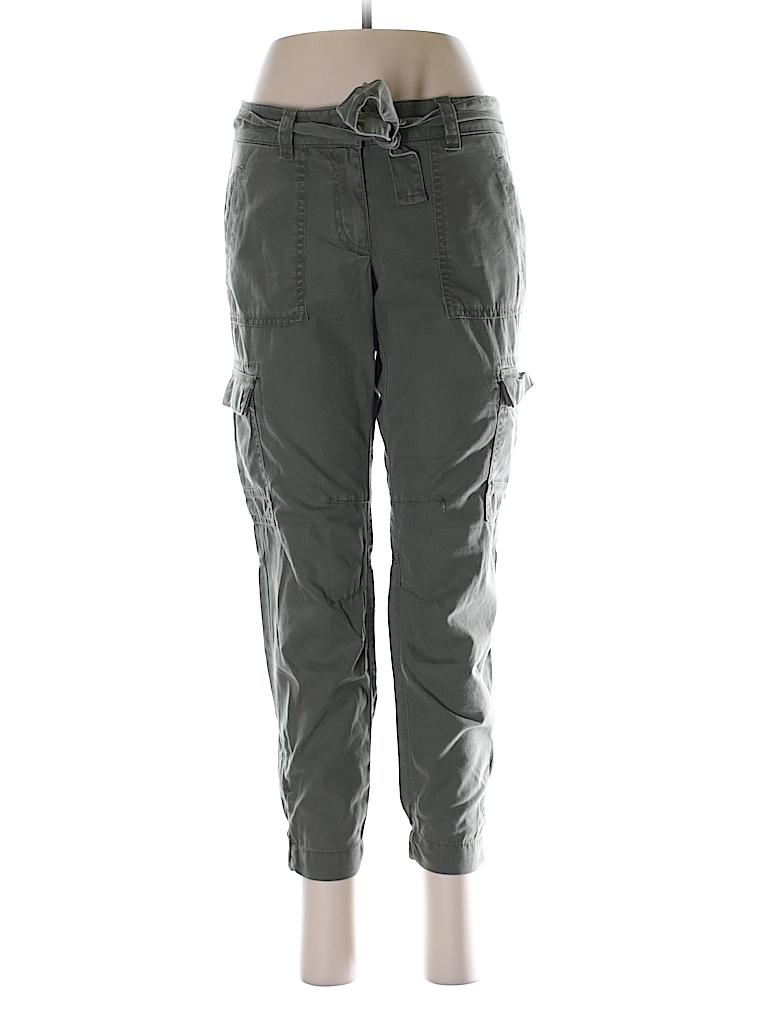 Ann Taylor LOFT Women Cargo Pants Size 2 (Petite)
