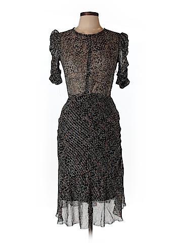 H&M Silk Dress Size 6