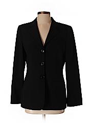 Giorgio Armani Women Wool Blazer Size 42 (IT)