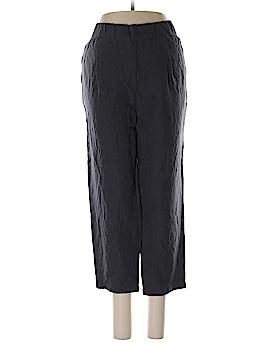Ann Taylor LOFT Linen Pants Size M