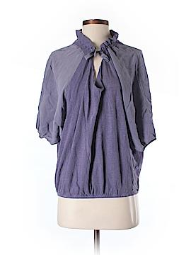 Patterson J. Kincaid Blue Label 3/4 Sleeve Top Size S